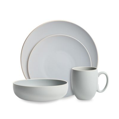 Vera Wang Wedgwood® Dusk 4-Piece Place Setting