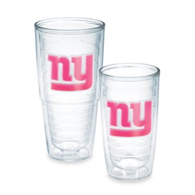 Dishwasher Safe Giants Tumbler