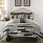B. Smith Eleora Quilted Bed Skirt