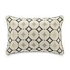B. Smith Eleora Quilted Oblong Toss Pillow