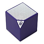 Jellyfish Music Cube Bluetooth Speaker in Purple