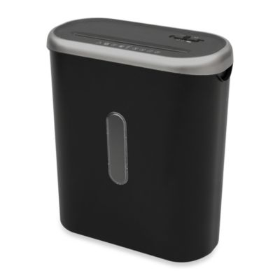 Sentinel™ 10-Sheet Cross-Cut Paper Shredder