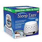Sleep Easy™ Sound Conditioner