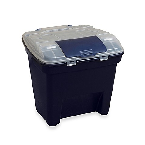 buy bergan 50lb pet food smart storage container from. Black Bedroom Furniture Sets. Home Design Ideas