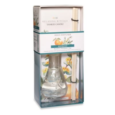 Yankee Candle® Relaxing Rituals™ Refresh Reed Diffuser