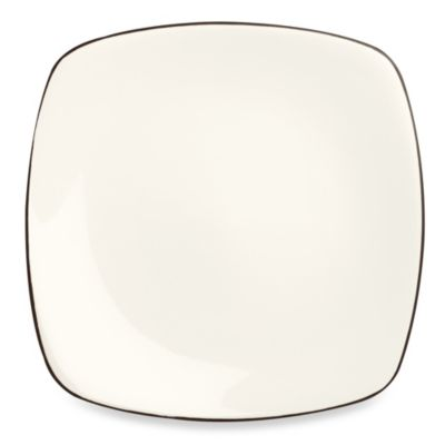 Noritake® Colorwave Chocolate Square 10 3/4-Inch Dinner Plate