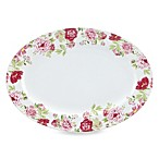 Kathy Ireland Home® by Gorham Blossoming Rose Oval Platter