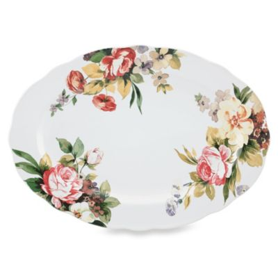 Kathy Ireland Home by Gorham Georgian Estate Dinnerware Platter