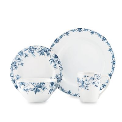 Lenox® Kathy Ireland Home® Nature's Song 4-Piece Place Setting