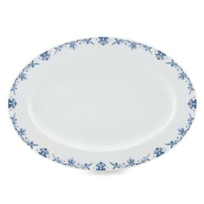 Kathy Ireland Oval Platter