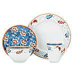 Kathy Ireland Home® by Gorham Spanish Botanica 4-Piece Dinnerware Set