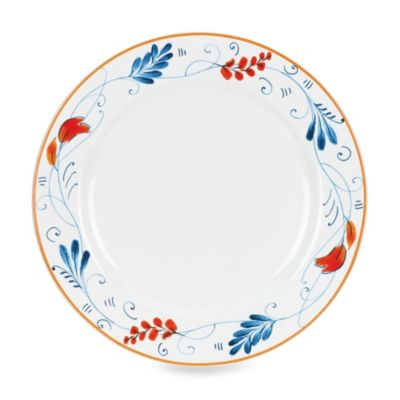 Kathy Ireland Home® by Gorham Spanish Botanica 11-Inch Dinner Plate
