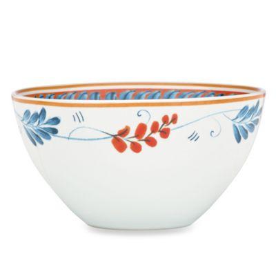 Kathy Ireland Home by Gorham Spanish Botanica All-Purpose Bowl