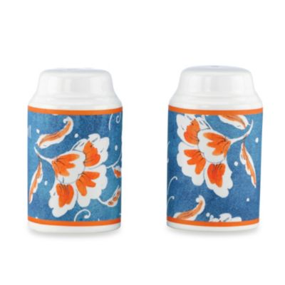 Kathy Ireland Home® by Gorham Spanish Botanica Salt & Pepper Shaker Set
