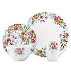 Kathy Ireland Home® by Gorham Spring Bouquet 4-Piece Dinnerware Set