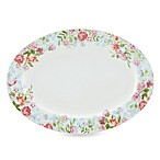 Kathy Ireland Home® by Gorham Spring Bouquet 14-Inch Oval Platter