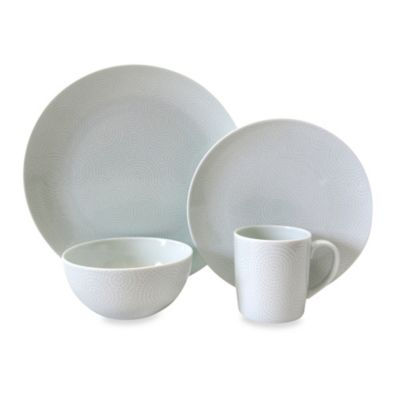 Nikko Edokomon 4-Piece Dinnerware Set