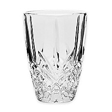 Godinger Dublin Crystal Silver Juice Glasses (Set of 4)