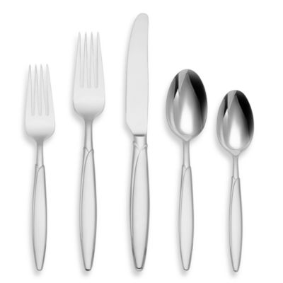 Kathy Ireland Home® by Gorham Glory 45-Piece Flatware Set