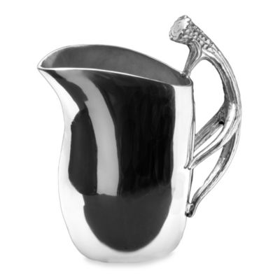 Arthur Court Designs Antler Pitcher