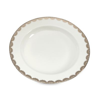 Wedgwood® White Rim Soup Bowl