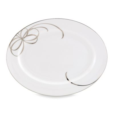 kate spade new york Belle Boulevard 16-Inch Oval Platter