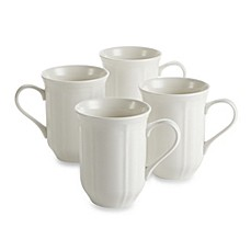 Mikasa® Antique White Mug (Set of 4)