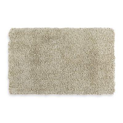 Linen Twist 20-Inch x 32-Inch Bath Rug