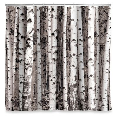 Kikkerland Shower Curtains
