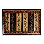 Bacova Forest Floor Doormat in Brown/Beige