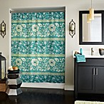 Sunil Teal 72-Inch x 72-Inch Shower Curtain