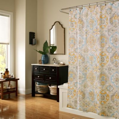 Ali Baba 72-Inch x 72-Inch Shower Curtain
