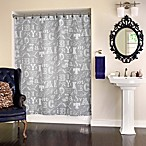 Type 72-Inch x 72-Inch Shower Curtain in Grey