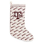 Texas A & M Aggies Tapestry Holiday Stocking