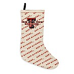 Texas Tech Red Raiders Tapestry Holiday Stocking