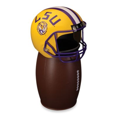 Louisiana State University FANBasket Collector's Bin