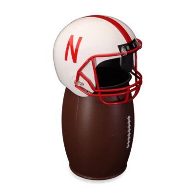 University of Nebraska FANBasket Collector's Bin