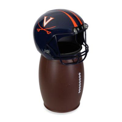 University of Virginia FANBasket Collector's Bin