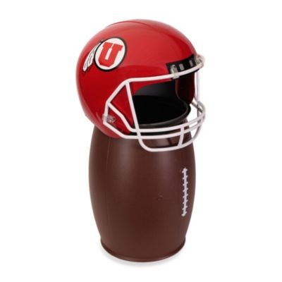 University of Utah FANBasket Collector's Bin