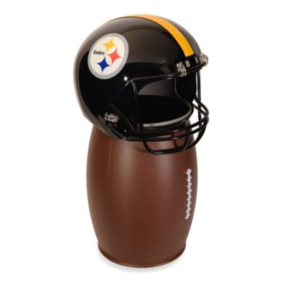 NFL Pittsburgh Steeler's FANBasket Collector's Bin