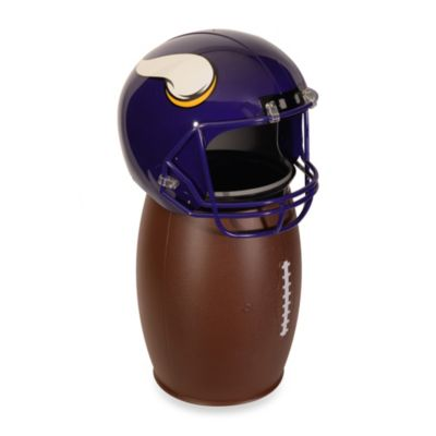 NFL Minnesota Vikings FANBasket Collector's Bin