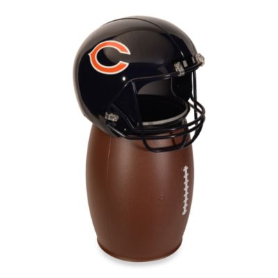 NFL Chicago Bears FANBasket Collector's Bin