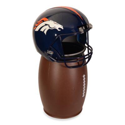 NFL Denver Broncos FANBasket Collector's Bin