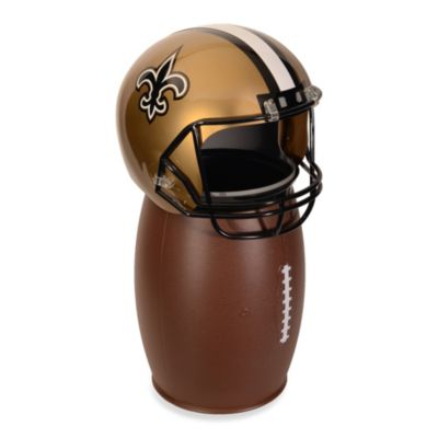 NFL New Orleans Saints FANBasket Collector's Bin