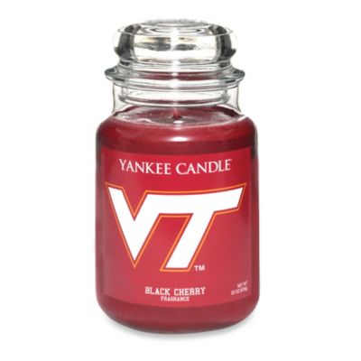 Yankee Candle® Virginia Tech Large Jar Fan Candle