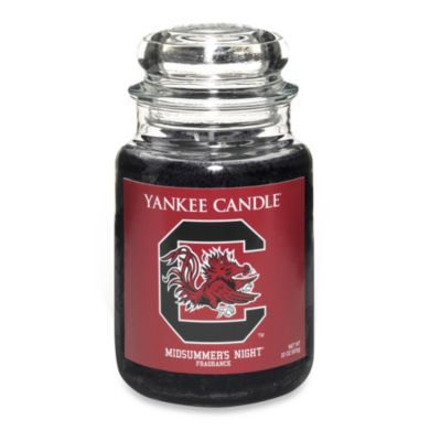 Yankee Candle® University of South Carolina Large Jar Fan Candle