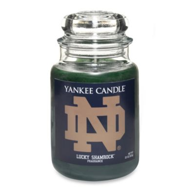 Yankee Candle® University of Notre Dame Large Jar Fan Candle