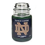 Yankee Candle® NCAA Large Jar Fan Candle
