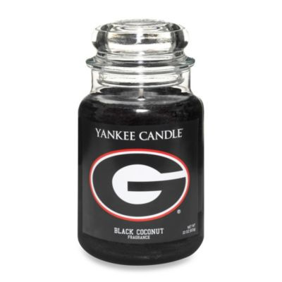 Yankee Candle® University of Georgia Large Jar Fan Candle