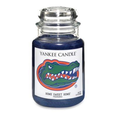 University of Florida Large Jar Fan Candle